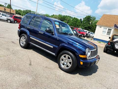 2006 Jeep Liberty for sale at New Wave Auto of Vineland in Vineland NJ
