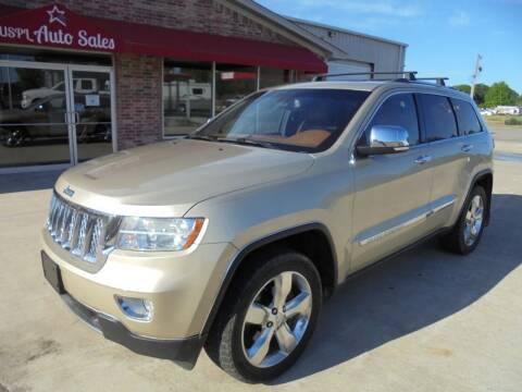2011 Jeep Grand Cherokee for sale at US PAWN AND LOAN in Austin AR