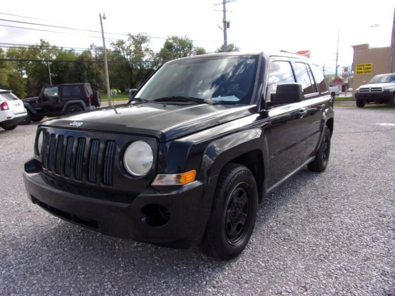 2008 Jeep Patriot for sale at RAY'S AUTO SALES INC in Jacksboro TN