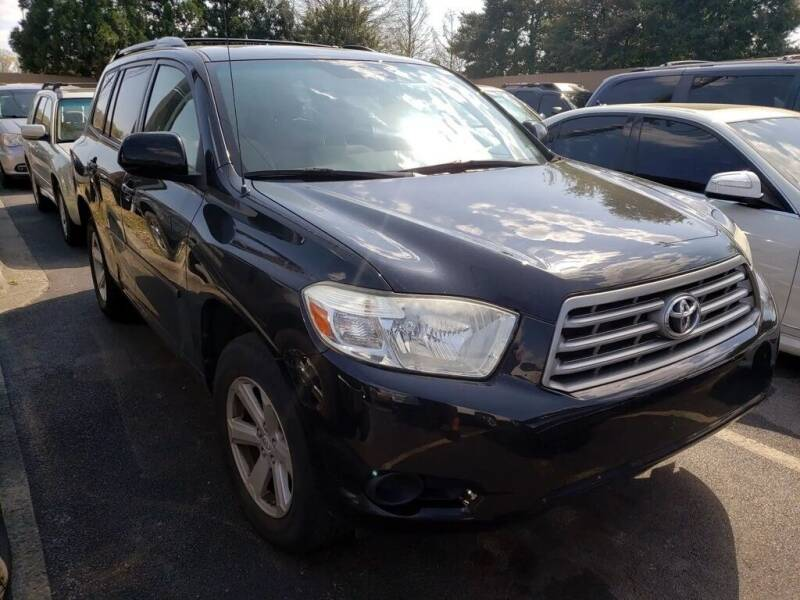 2008 Toyota Highlander for sale at Auto Solutions in Maryville TN