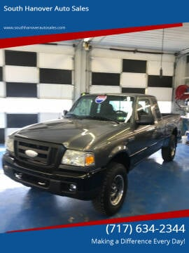 2006 Ford Ranger for sale at South Hanover Auto Sales in Hanover PA