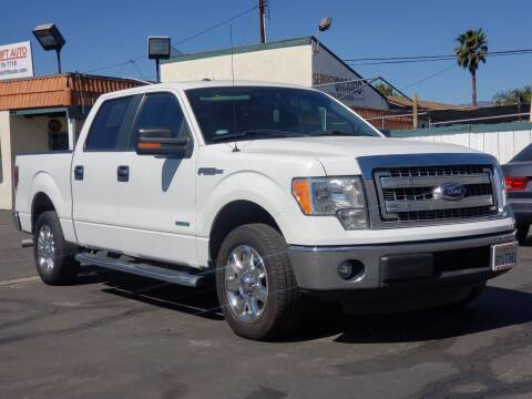 2013 Ford F-150 for sale at First Shift Auto in Ontario CA