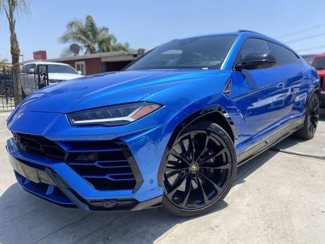 2020 Lamborghini Urus for sale in Bloomington, CA