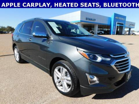 2020 Chevrolet Equinox for sale at Stanley Chrysler Dodge Jeep Ram Gatesville in Gatesville TX