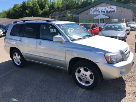 2006 Toyota Highlander for sale at Gilly's Auto Sales in Rochester MN