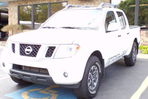 2020 Nissan Frontier for sale at Rogos Auto Sales in Brockway PA