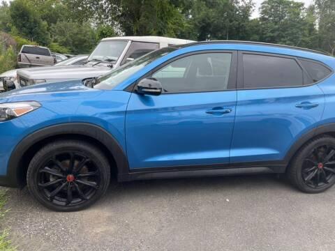 2017 Hyundai Tucson for sale at Car VIP Auto Sales in Danbury CT
