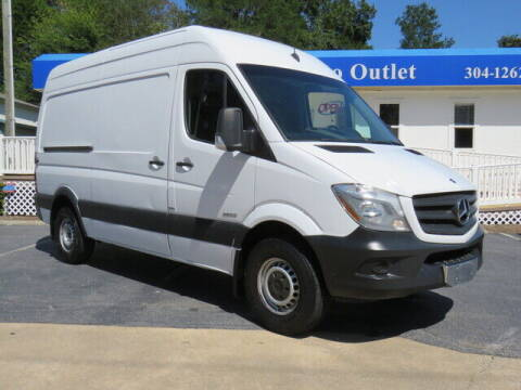 2014 Mercedes-Benz Sprinter Cargo for sale at Colbert's Auto Outlet in Hickory NC
