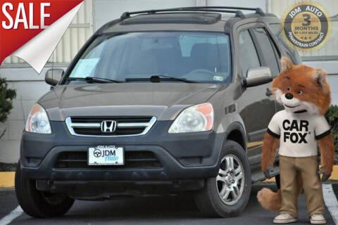 2003 Honda CR-V for sale at JDM Auto in Fredericksburg VA