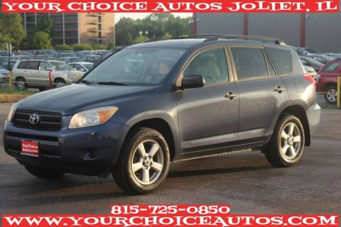 2006 Toyota RAV4 for sale at Your Choice Autos - Joliet in Joliet IL
