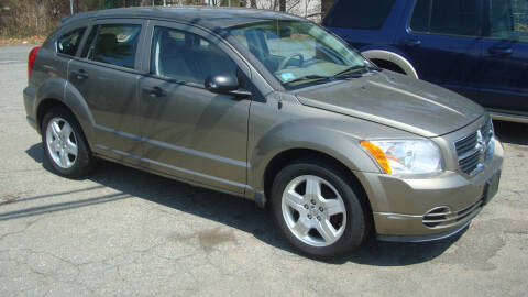 2008 Dodge Caliber for sale at Southeast Motors INC in Middleboro MA