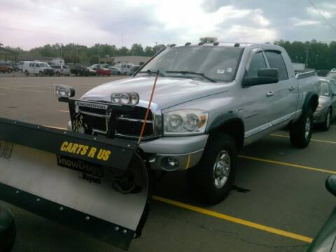 2007 Dodge Ram Pickup 1500 for sale at Valpo Motors in Valparaiso IN