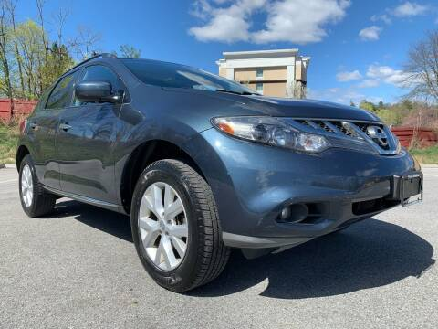 2012 Nissan Murano for sale at Auto Warehouse in Poughkeepsie NY