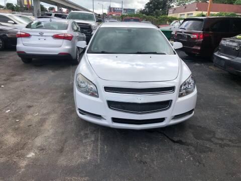 2012 Chevrolet Malibu for sale at Auction Direct Plus in Miami FL