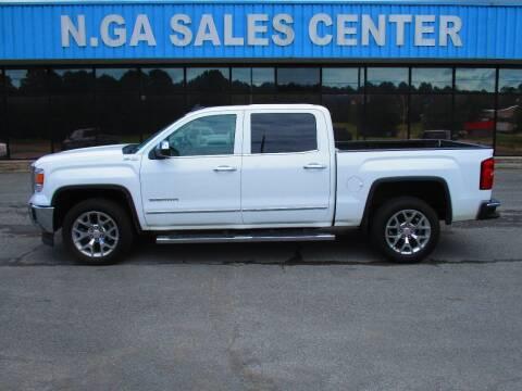 2015 GMC Sierra 1500 for sale at NORTH GEORGIA Sales Center in La Fayette GA