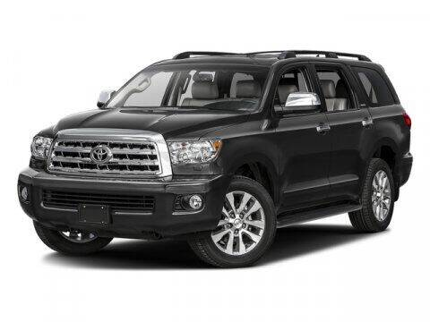 2016 Toyota Sequoia for sale at Stephen Wade Pre-Owned Supercenter in Saint George UT