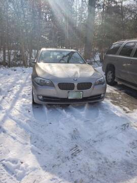 2013 BMW 5 Series for sale at Welcome Motors LLC in Haverhill MA