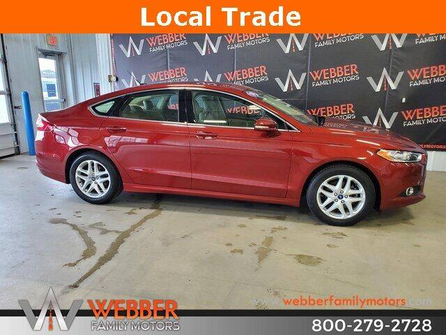 2014 Ford Fusion for sale in Detroit Lakes, MN