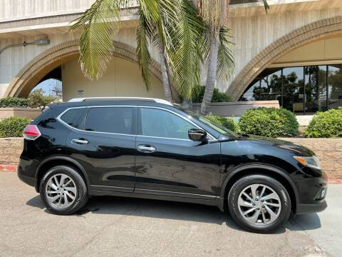 2015 Nissan Rogue for sale at MILLENNIUM CARS in San Diego CA
