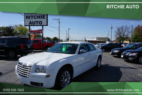 2010 Chrysler 300 for sale at Ritchie Auto in Appleton WI