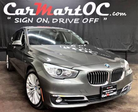 2015 BMW 5 Series for sale at CarMart OC in Costa Mesa CA