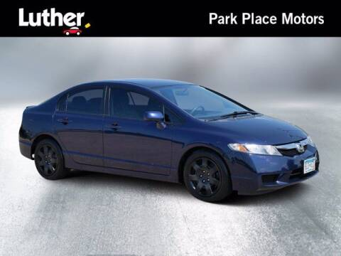 2010 Honda Civic for sale at Park Place Motor Cars in Rochester MN
