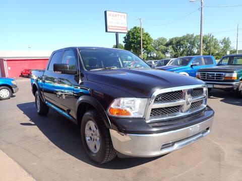2011 RAM Ram Pickup 1500 for sale at Marty's Auto Sales in Savage MN