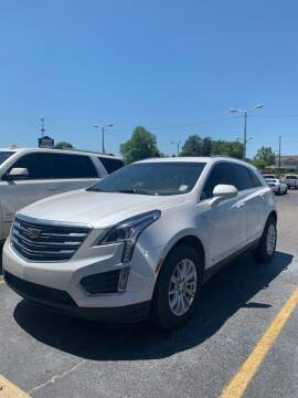 2017 Cadillac XT5 for sale at Smart Auto Sales of Benton in Benton AR