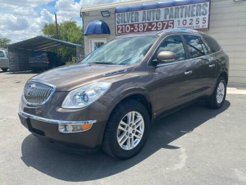 2009 Buick Enclave for sale at Silver Auto Partners in San Antonio TX