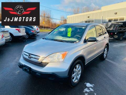2009 Honda CR-V for sale at J & J MOTORS in New Milford CT