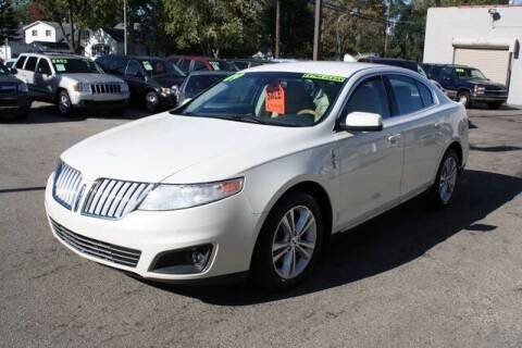 2009 Lincoln MKS for sale at MICHAEL'S AUTO SALES in Mount Clemens MI