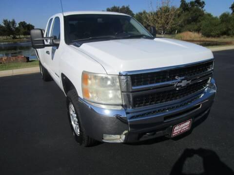 2010 Chevrolet Silverado 2500HD for sale at Oklahoma Trucks Direct in Norman OK