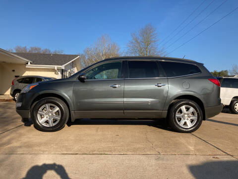 2010 Chevrolet Traverse for sale at H3 Auto Group in Huntsville TX