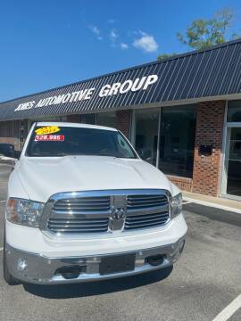 2014 RAM Ram Pickup 1500 for sale at Jones Automotive Group in Jacksonville NC