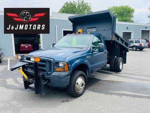 2006 Ford F-350 Super Duty for sale at J & J MOTORS in New Milford CT
