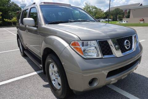 2007 Nissan Pathfinder for sale at Womack Auto Sales in Statesboro GA