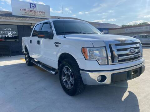 2010 Ford F-150 for sale at Princeton Motors in Princeton TX