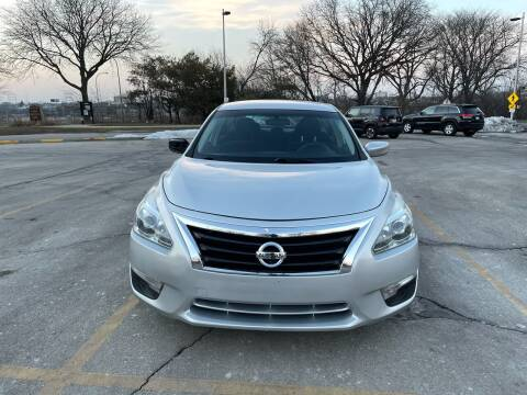 2013 Nissan Altima for sale at Sphinx Auto Sales LLC in Milwaukee WI