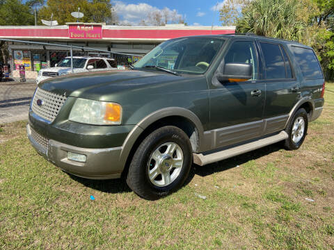 2004 Ford Expedition for sale at Massey Auto Sales in Mulberry FL