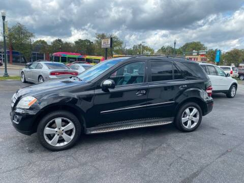 2009 Mercedes-Benz M-Class for sale at BWK of Columbia in Columbia SC