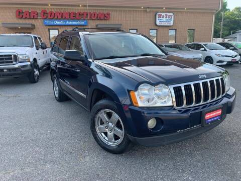 2005 Jeep Grand Cherokee for sale at CAR CONNECTIONS in Somerset MA