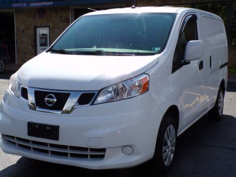 2018 Nissan NV200 for sale at Rogos Auto Sales in Brockway PA