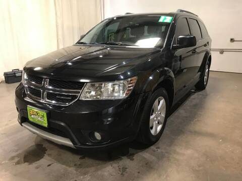 2012 Dodge Journey for sale at Frogs Auto Sales in Clinton IA