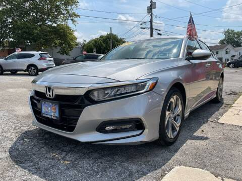 2019 Honda Accord for sale at AUTORAMA SALES INC. - Farmingdale in Farmingdale NY