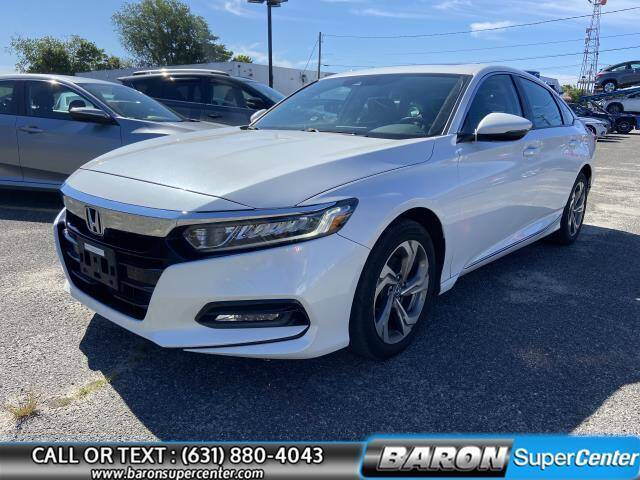 2018 Honda Accord for sale at Baron Super Center in Patchogue NY
