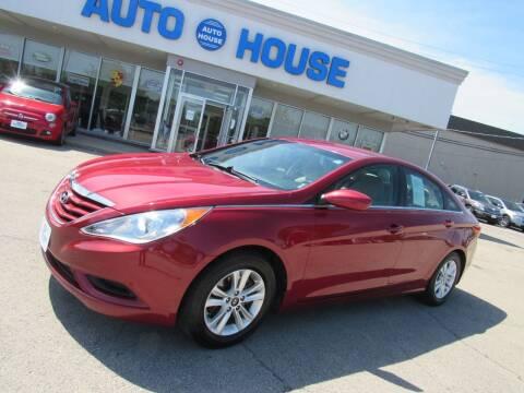 2013 Hyundai Sonata for sale at Auto House Motors in Downers Grove IL