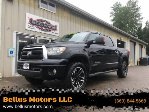 2012 Toyota Tundra for sale at Bellus Motors LLC in Camas WA