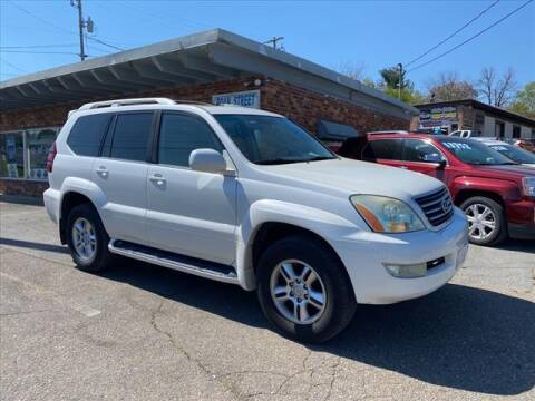2007 Lexus GX 470 for sale at PARKWAY AUTO SALES OF BRISTOL - Roan Street Motors in Johnson City TN