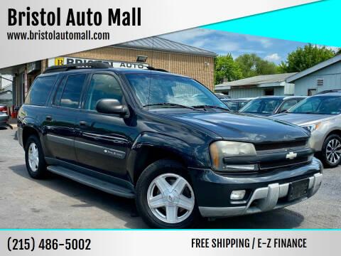 2003 Chevrolet TrailBlazer for sale at Bristol Auto Mall in Levittown PA