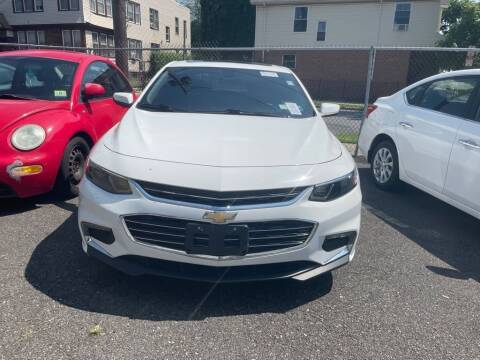 2017 Chevrolet Malibu for sale at Buy Here Pay Here Auto Sales in Newark NJ